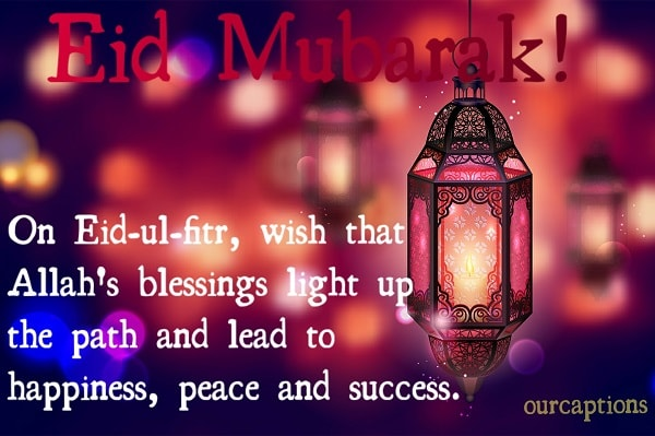 Best Eid-Ul-Fitr Status For Instagram | Wishes, Quotes & Pictures