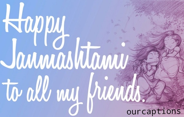 Janmashtami Status for Instagram | Quotes, Wishes & Pictures