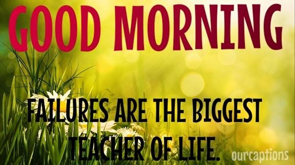 Good Morning Inspirational Messages