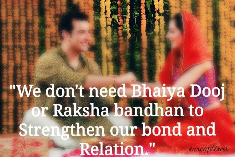 Bhaiya Dooj Quotes