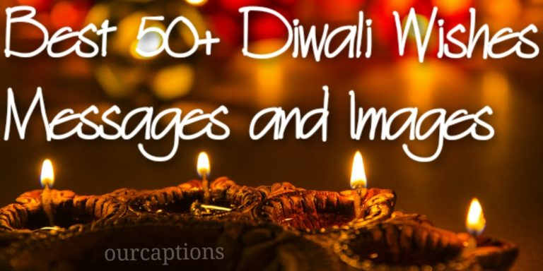 Diwali Captions Wishes and images