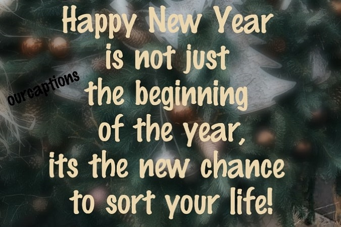 New Year Wishes and Quotes