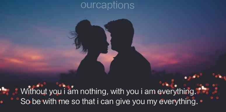 TOP 230+ Cute Loving Captions for Instagram Couples (love ...