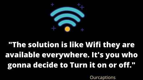 Wifi quotes