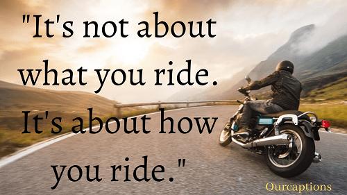 Bike Captions