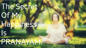 pranayam quotes
